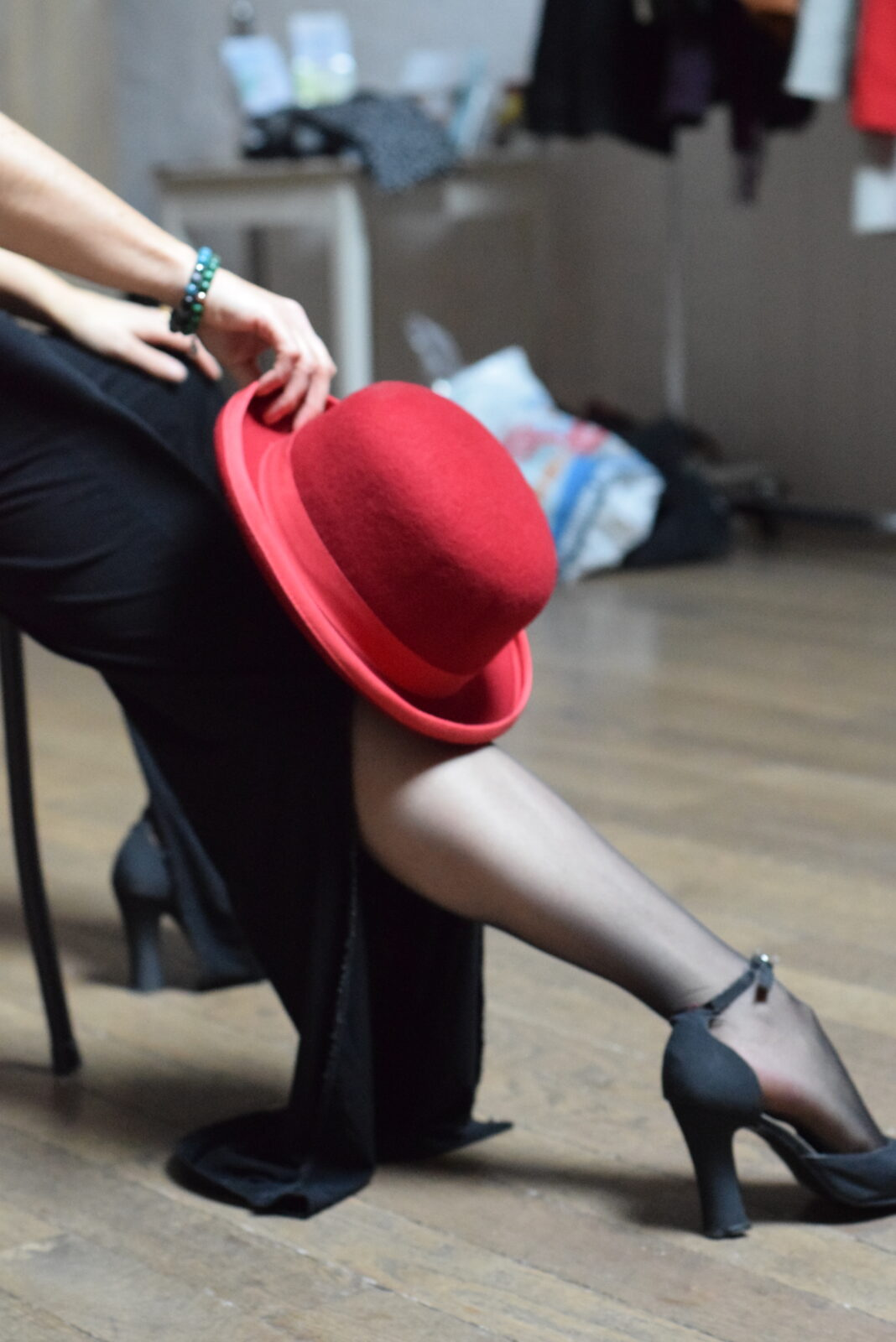 Danser sa sensualité en mode cabaret le samedi 17 avril